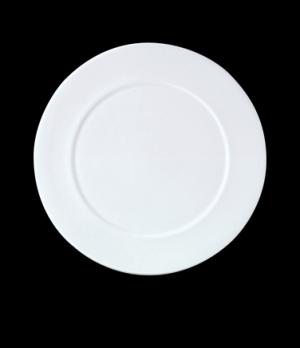 "Presentation Plate, 12"" dia., round, vitrified china, Performance, Simplicity, C"