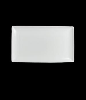 "Platter, 13"" x 7"", rectangle, vitrified china, Performance, Taste (priced per ca"
