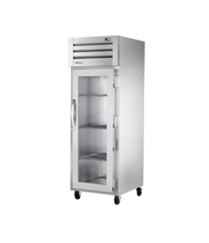SPEC SERIES® Reach-In Heated Cabinet, one section, stainless steel front & sides