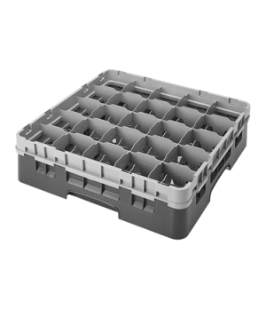 "Camrack® Glass Rack, with extender, full size, 25 compartments, 3-1/2"" max. dia."