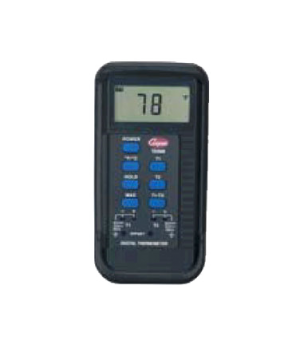 Thermocouple Series, two zone, test, digital with (1) 31901-K needle probe, 6-1/