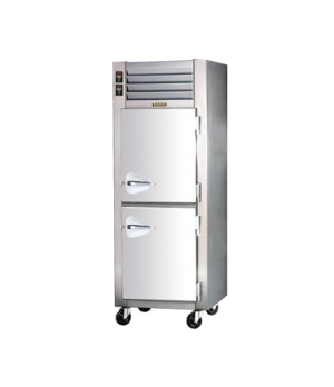 Spec-Line Refrigerator/Freezer Dual Temp Cabinet, Reach-in, One-Section, self-co