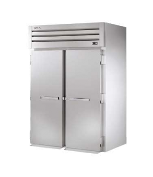 SPEC SERIES® Roll-in Refrigerator, stainless steel front, aluminum sides, (2) st
