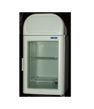 Refrigerated Merchandiser, counter-top, one-section self-contained, 2.6 cu. ft.