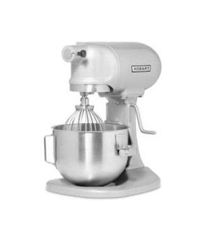 Mixer, Planetary, Bench, 5-qt., 3 fixed speeds, gear-driven transmission, #10 ta