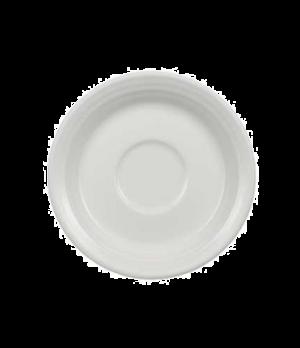 """Saucer, 4-3/4"""", premium porcelain, Perimeter"""