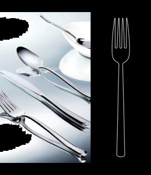 """Table Fork, 8"""", stainless steel, La Tavola, Yuki (USA stock item) (minimum = cas"""