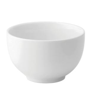 "Luna Bowl, 14 oz. (400ml), 4-1/4"" (11 cm), round, porcelain, microwave and dishw"