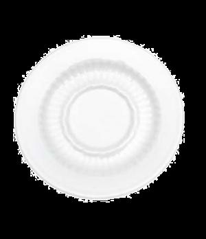 "Saucer, 5-1/8"", (cup OCR's -1451), premium porcelain, Millenia Bianca"