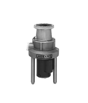 Disposer, basic unit only, 1-1/2 HP motor, aluminum housings