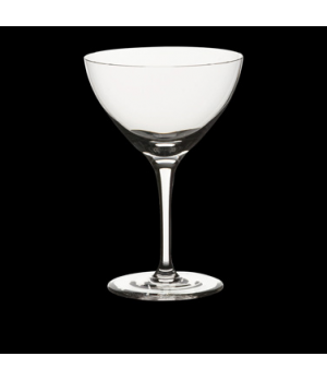 Martini/Champagne Glass, 8 oz., Rona, Minners Classic Cocktails (USA stock item)