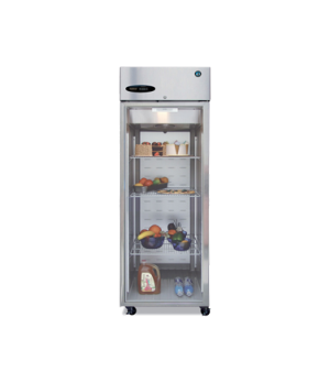 Commercial Series Refrigerator, reach-in, one section, 23.3 cu.ft., self-contain