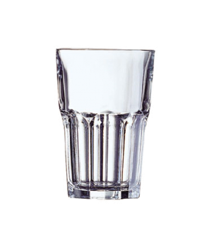 Beverage Glass, 14 oz., stackable, fully tempered, glass, Arcoroc, Granite (H 5-