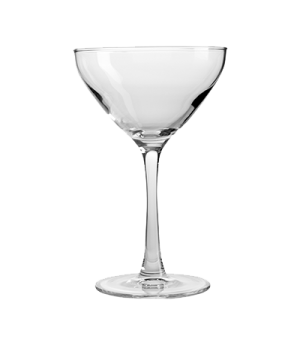 Martini Glass, 7-1/2 oz., glass, fully tempered, Arcoroc, Excalibur, clear (H 6