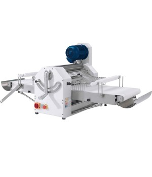 "Reversible Dough Sheeter, bench model, 87-1/4"" long, 22 lbs. dough capacity, 20"