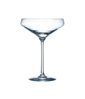 Champagne Glass, 10 oz., coupe, glass, Kwarx®, Chef & Sommelier, Cabernet (H 6-3
