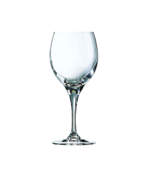 "Goblet Glass, 12-3/4 oz., glass, Kwarx®, Chef & Sommelier, Sensation (H 7-7/8"";"