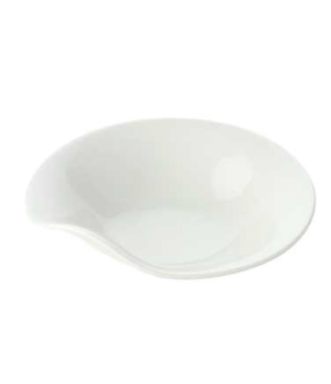 "Bowl, 7-1/8"", 7 oz., deep, premium porcelain, Cera"