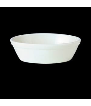 "Baker, 13 oz., 6-1/4"", oval, vitrified ceramic, Performance, Simplicity Cookware"