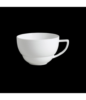 "Tea Cup, 7-1/2 oz., 4-3/8""W x 2-1/4""H, porcelain, Duo, Rene Ozorio (USA stock it"