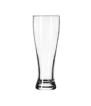 "Beer Glass, 22-1/2 oz., giant, Safedge® Rim guarantee, (H 9-1/4""; T 3-1/2""; B 2-"