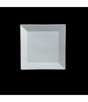 "Tray, 11-1/2"", square, Varick Cafe Porcelain (USA stock item) (minimum = case qu"