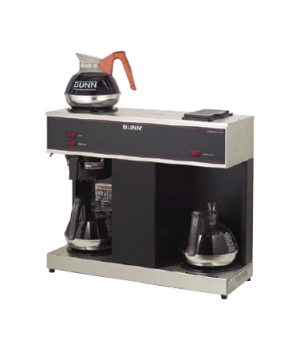 04275.0031 VPS BLACK Coffee Brewer, pourover type, brews 3.9 gallons per hour ca