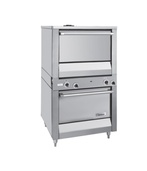 Master Series Oven, Heavy Duty Range Match, gas, stacked standard ovens with Pie