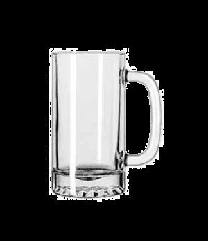"""Mug, 16 oz., Tankard, Starburst Finedge® rim, (H 6-1/8""""; T 3-1/8""""; B 3-1/8""""; D 4"""