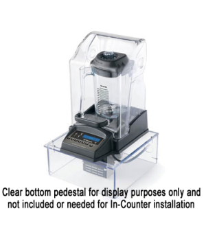 (VM0116E) Blending Station® Advance, in-counter, electronic touch pad controls,