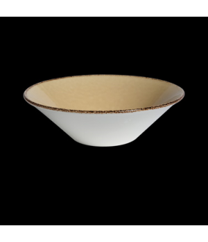 "Essence Bowl, 30 oz., 8"" dia., round, vitrified china, Performance, Terramesa, w"