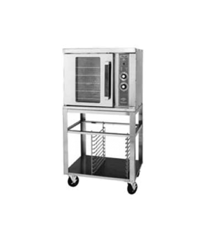 Oven, Convection, Electric, single-deck, half-size, solid state controls/electro