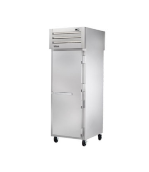 SPEC SERIES® Pass-Thru Heated Cabinet, one-section, stainless steel front & side