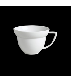"Coffee Cup, 7 oz., 4-3/8""W x 2-1/2""H, porcelain, Duo, Rene Ozorio (USA stock ite"