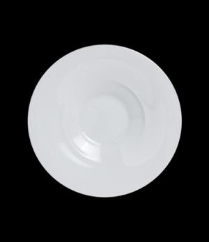 """Espresso Saucer, 4-5/8"""" dia., porcelain, Crucial Detail, Parentheses (USA stock"""