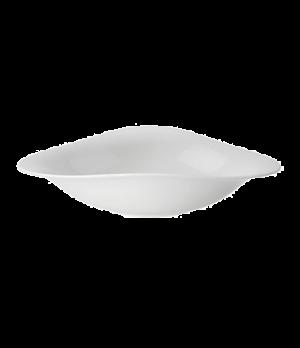 "Bowl, 12-1/4"" x 9-1/2"", 11-3/4 oz., deep, premium porcelain, Sedona"