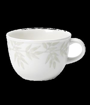 Cup, 7-1/2 oz. (0.22 liter), salamander/microwave/dishwasher safe, premium porce
