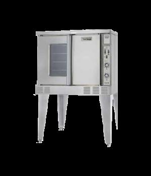 "Summit Series Convection Oven, gas, single deck, standard depth 41-1/4"", (2 spee"