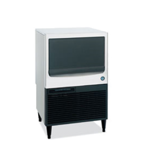 Ice Maker With Bin, Cube-Style, air-cooled, self-contained condenser, approximat
