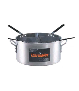 Thermalloy® Pasta Cooker, 20 qt., includes (4) inserts (not available separatel