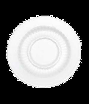 "Saucer, 7-1/2"", (cup OCR's -1241/51, -2510), premium porcelain, Millenia Bianca"