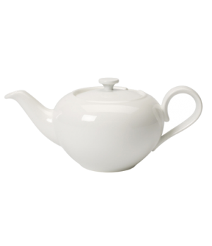 Teapot, 13-1/2 oz., premium porcelain, Royal