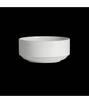 "Cereal Bowl, 14-1/2 oz., 4-7/8"" dia., round, porcelain, Rene Ozorio Concerto (US"