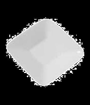 "Dish, 5 oz. (150ml), 5"" (14 cm), square, scratch resistant, oven & microwave saf"
