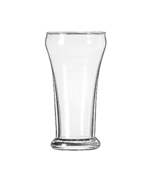 "Pilsner Glass, 7 oz., Safedge® Rim guarantee, heavy base, (H 5-1/4""; T 2-5/8""; B"