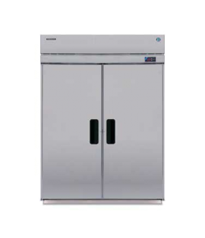 Professional Series Refrigerator, Roll-in, two section, self-contained refrigera