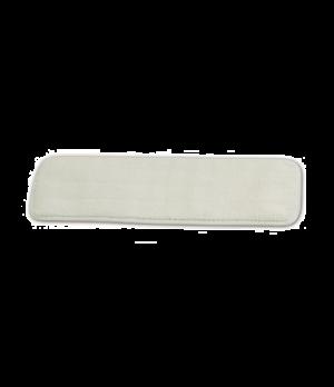 "Hygen™ Dry Room Pad, 18"", microfiber, green"