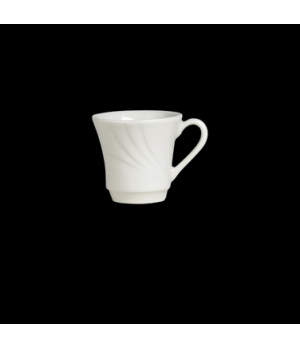 Cup, 6-1/2 oz., tall, Anfora, Capri (USA stock item) (minimum = case quantity)