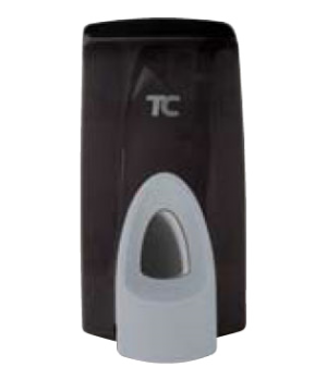 TC Skin Care Dispenser, manual foam, wall-mounted, fits 800ml or 1000ml refills,