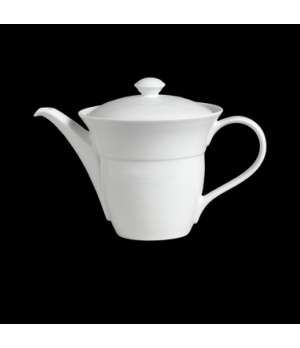 Teapot, 20 oz., with id 6300P199, porcelain, Aura, Rene Ozorio (priced per case,